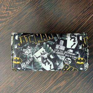 Like New Batman Joker Wallet